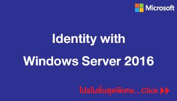 Identity-with-Windows-Server-2016