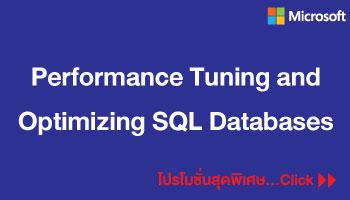 Performance-Tuning-and-Optimizing-SQL-Databases